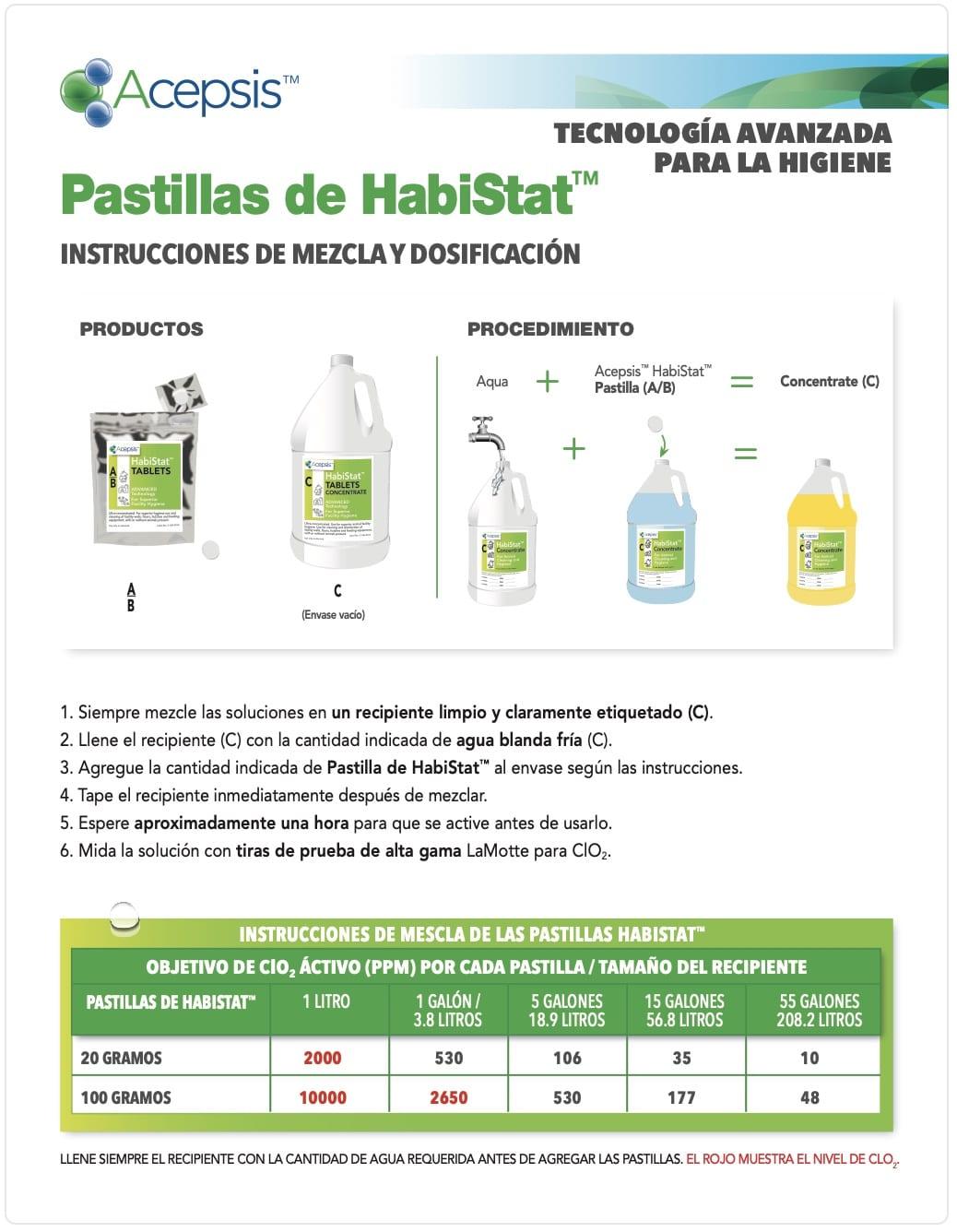 HabiStat_TabletMixingGuide_Spanish